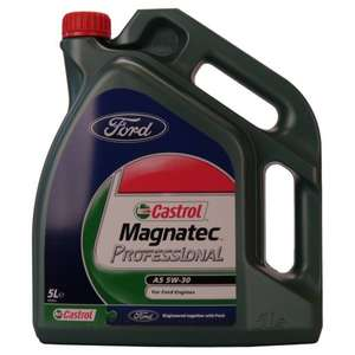 Huile moteur Castrol Magnatec 5W30 A5 - 5 Litres