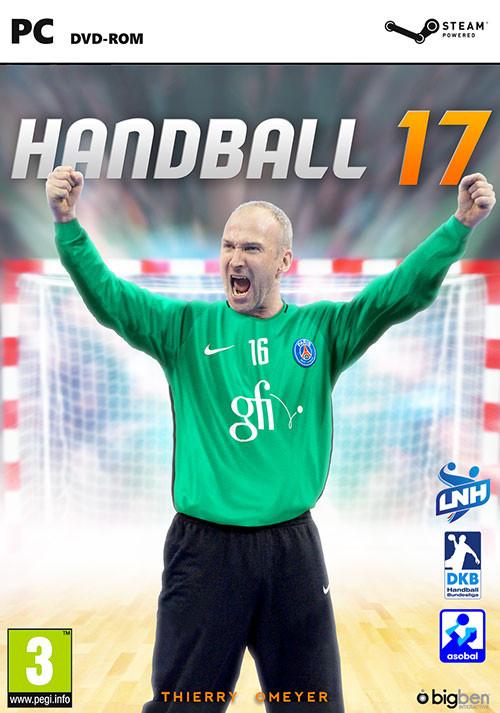 Handball 17 sur PC (Dématérialisé - Steam)