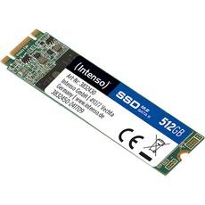 SSD Interne M.2 Intenso SATA III - 512Go