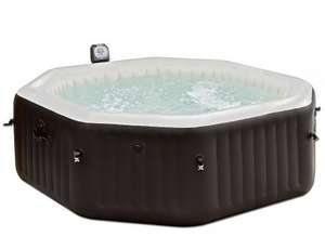 Jacuzzi gonflable Intex PureSpa Deluxe 6 places (Hornbach - Frontaliers Suisse)