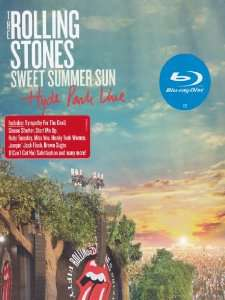 Blu-ray The Rolling Stones : Sweet Summer Sun - Hyde Park Live