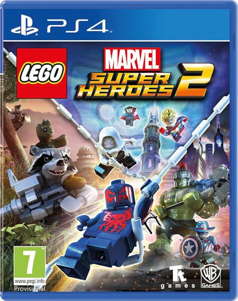 Lego Marvel Superheroes 2 sur PS4