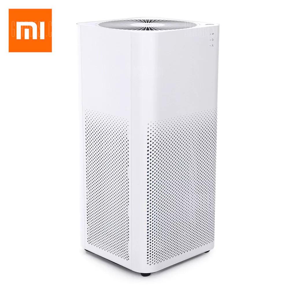 Purificateur d'Air Connecté Xiaomi Mi Air Purifier V2 - Blanc (Prise Chinoise)