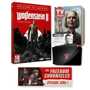 Wolfenstein II : The New Colossus - Welcome to Amerika! sur PS4