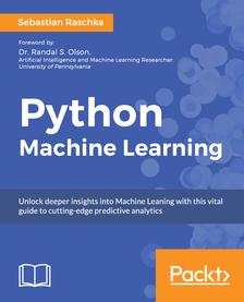 eBook Python Machine Learning (Dématérialisé - Anglais)