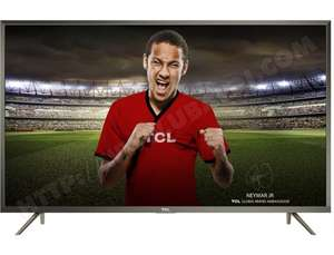 "TV 43"" TCL U43P6046 - 4K UHD, HDR, LED, Android TV"