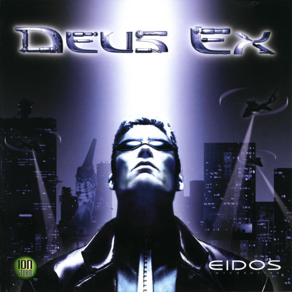 Deus Ex : Game of the Year Edition sur PC (Dématérialisé - Steam)