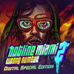 Hotline Miami 2: Wrong Number Digital Deluxe Edtion sur PC (Dématérialisé - Steam)
