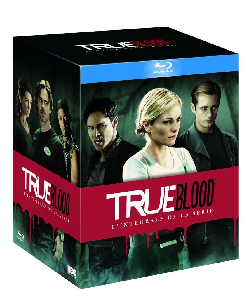 Coffret Blu-ray : True Blood l'intégrale édition limitée