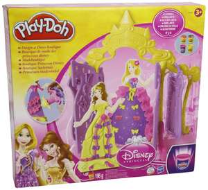 Pâte à Modeler la Boutique de Mode des Princesses Disney -  Play-Doh A2592E240
