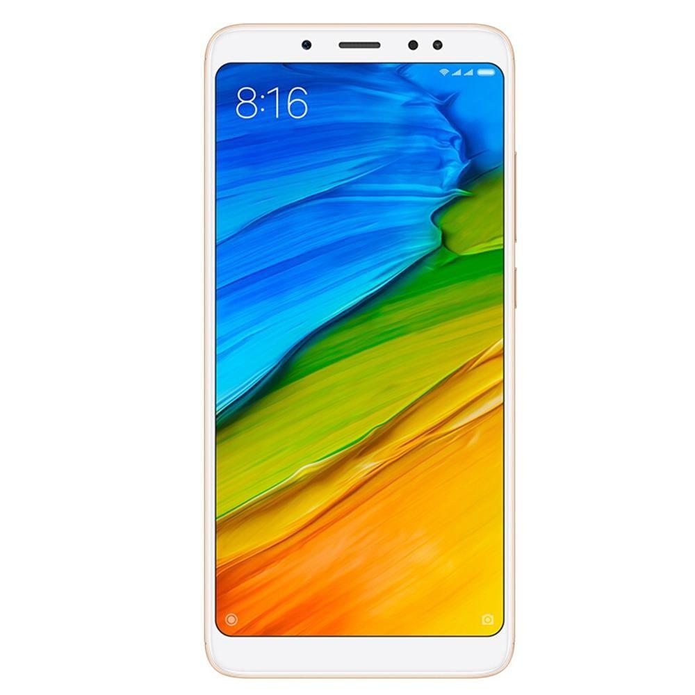 "[Pré-commande] Smartphone 5.99"" Xiaomi Redmi Note 5 Globale Edition Or - Snapdragon 636, ROM 32Go, RAM 3Go, 4G (B20)"