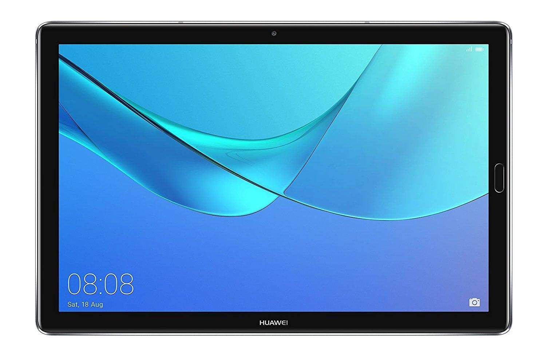 """Tablette tactile 10.8"""" Huawei MediaPad M5 Wifi - Kirin 960s, 4 Go de RAM, 32 Go, noir"""
