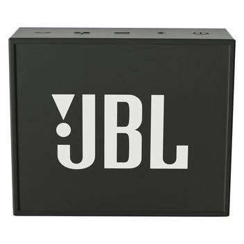 Enceinte Portable sans-fil JBL Go - Noire, Bluetooth (Frontaliers Suisse)