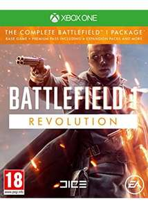 Battlefield 1 - Revolution (Version Physique) sur Xbox One