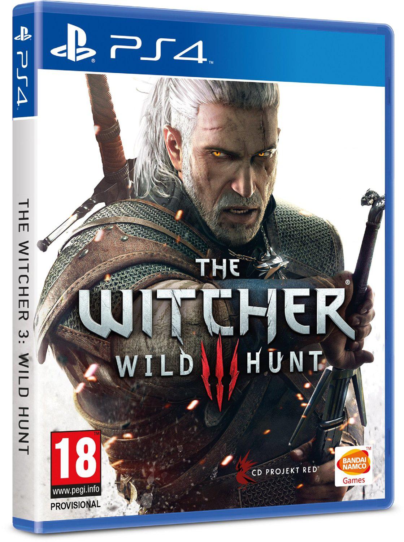 The Witcher 3 sur PS4/One avec la reprise d'un jeu PS4/One parmi une sélection