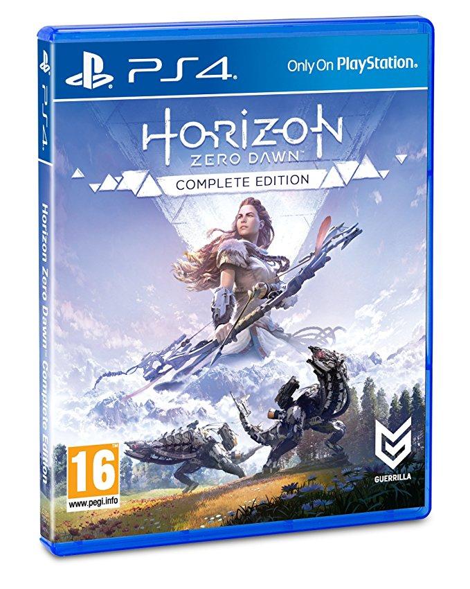 Horizon : Zero Dawn - Complete Edition sur PS4