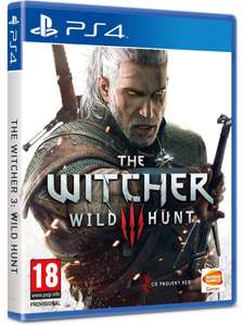 The Witcher 3 Wild Hunt sur PS4 et XBOX One