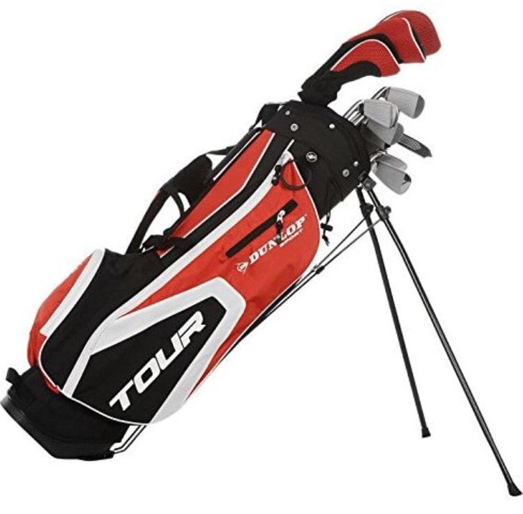 Ensemble de club de golf Dunlop Tour