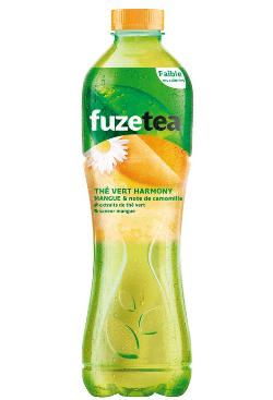 1 bouteille de thé glacé Fuze Tea - 1.25L
