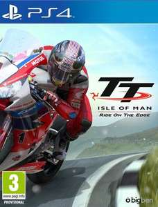 TT Isle of Man: Ride on the Edge sur PS4 et Xbox One