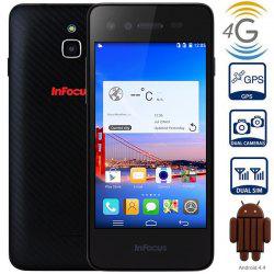 Smartphone Infocus M2 8 Go (MSM8926 1.2GHz Quad Core , 1 Go RAM, 8 Go)