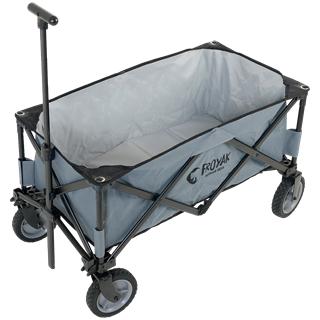 Chariot de plage à roulettes Froyak - 70 kg max.