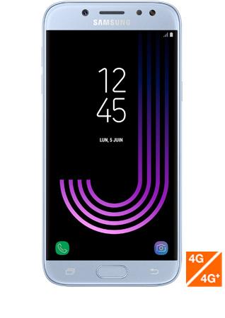 """Smartphone 5.2"""" Samsung Galaxy J5 (2017) - Exynos 7870, 2 Go de RAM, 16 Go, bleu (via ODR de 30€)"""