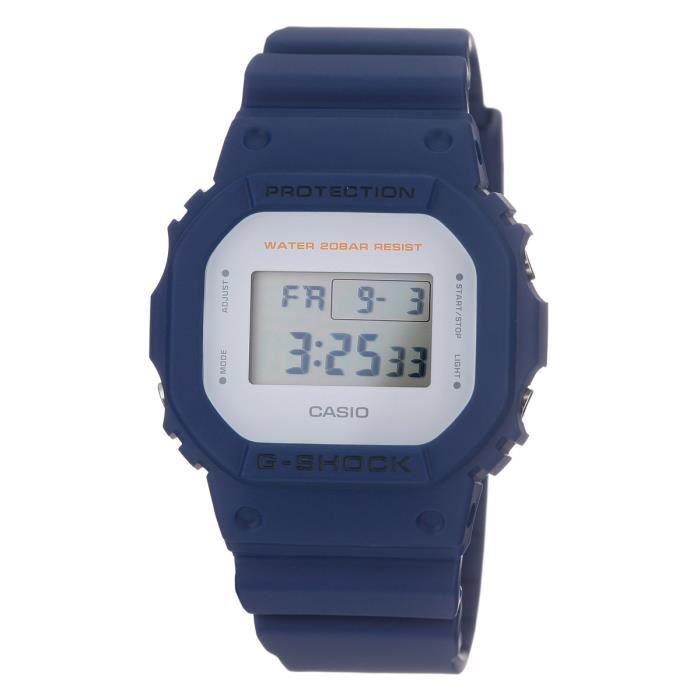 Montre Casio G-Shock Trend - bleu