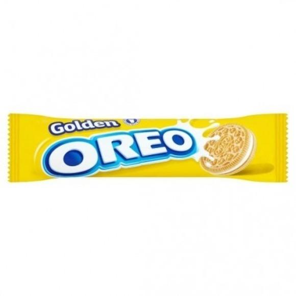 Lot de 2 paquets de biscuits Oreo Golden - 154 g