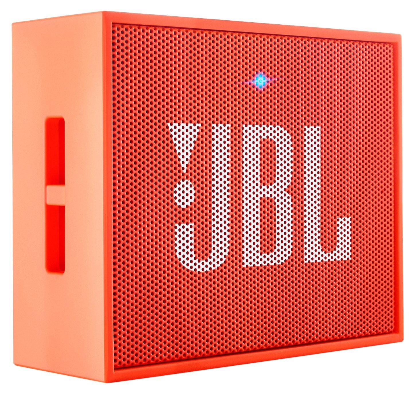 Enceinte Bluetooth portable JBL Go - Orange