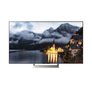 """TV LED 65"""" Sony KD-65XE9005 - UHD 4K, 100Hz, HDR, Smart TV (Frontaliers Suisse)"""