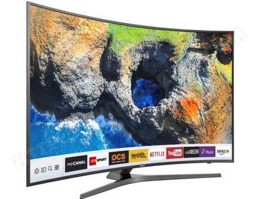 """TV 65"""" Samsung UE65MU6645 - LED, 4K (via ODR de 300€)"""