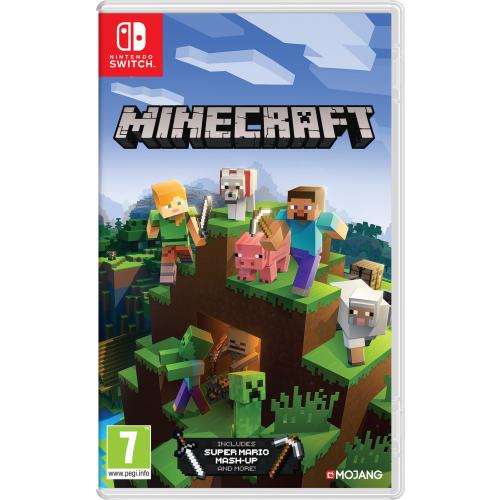 [Pré-commande] Minecraft sur Switch