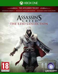 Assassin's Creed The Ezio Collection sur xbox one (vendeur tiers)