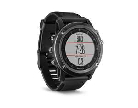 Montre multifonction Sport GPS Garmin Fenix 3 HR Saphir