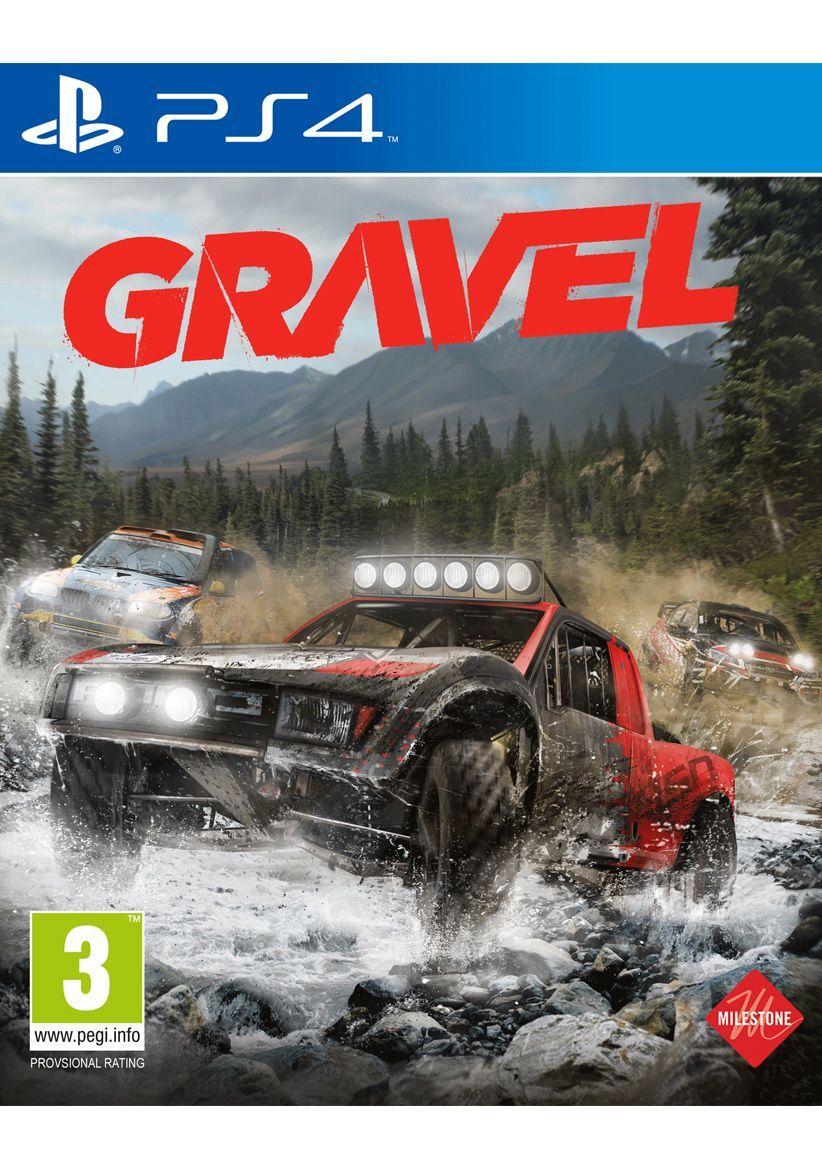 Gravel sur PS4 et Xbox One