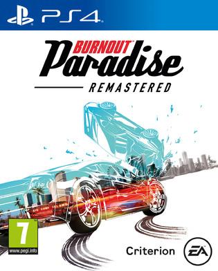 Burnout Paradise Remastered HD sur PS4 et Xbox One