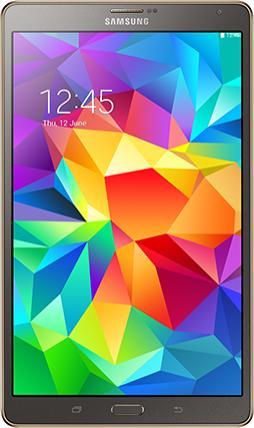 "Tablette SAMSUNG T700 Galaxy Tab S 16 Go 8.4"" bronze"