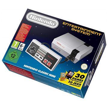 Console Nintendo NES Classic Mini (Frontaliers Suisse)