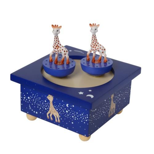 Sélection de plus de 250 produits à -30% - Ex: Boite à musique Sophie la girafe Voie Lactée