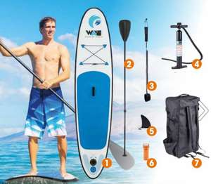 Pack Stand UP Paddle + accessoires