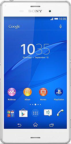 """Smartphone 5.2"""" Sony Xperia Z3 16 Go"""