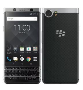 Smartphone 4,5'' Blackberry Keyone Silver Edition - 1620 x 1080, RAM 3Go, 32Go, Android 7.1 (via ODR de 100€)