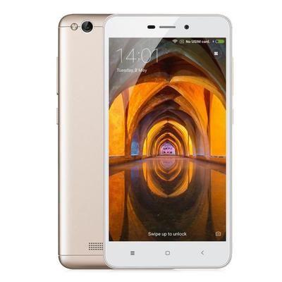 "Smartphone 5"" Xiaomi Redmi 4A - 2 Go RAM, 16 Go, Or (Vendeur tiers)"