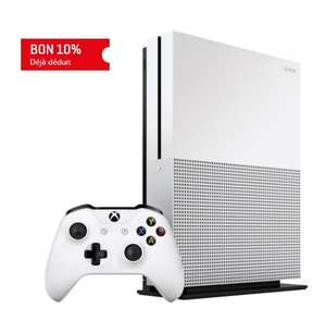 Console Microsoft Xbox One S 500Go (Frontaliers Suisse)