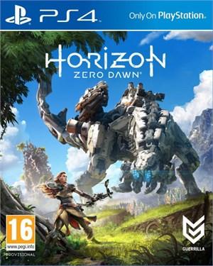 Jeu Horizon Zero Dawn sur PS4 - Import Anglais (+1,54€ offerts en superpoints)