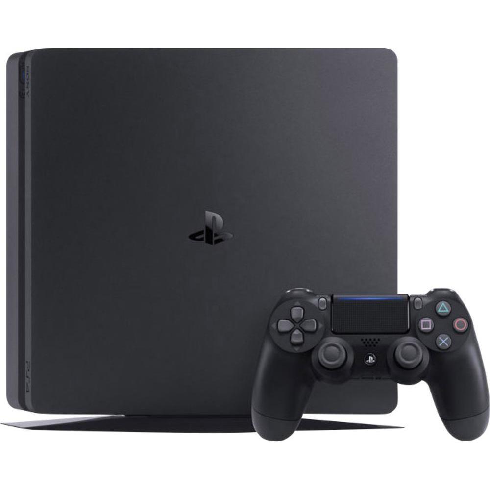 Console PS4 Slim (Noir) - 500 Go (Frontaliers Suisse)