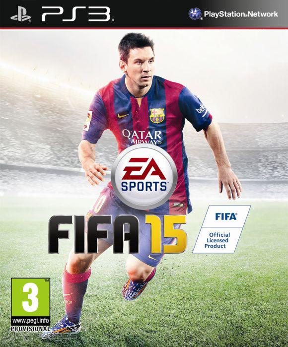 Sélection de jeux Electronic Arts en promotion - Ex: Fifa 15 sur PS3