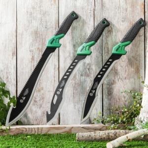 Machette de Jardinage Powertec Garden - Modèles au choix