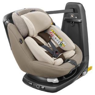 Siège auto AxissFix Plus Earth Brown Bébé Confort